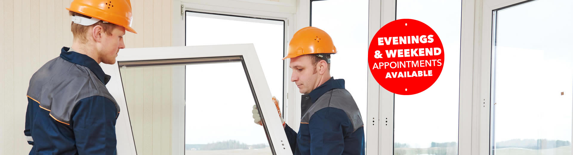 Double glazing fitters