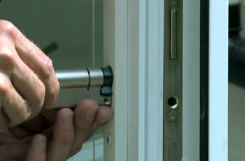 replacing damaged uPVC locks